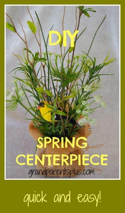 Spring Idea House 019p 428x730 DIY Spring Centerpiece