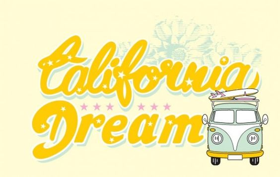 Fantastica california! Quero volver...