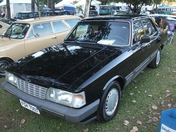 Chevrolet Opala Diplomata SE 1989