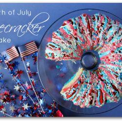 july 4th bundt cake