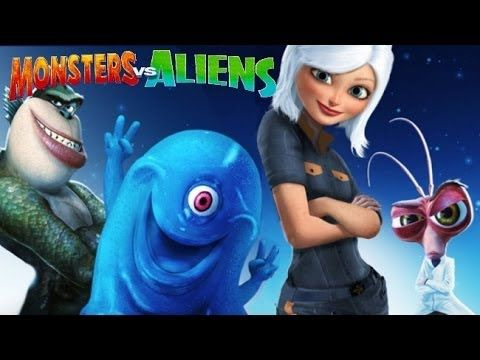 Aliens Vs Monster - Part 3 - ENGLISH - Monsters and Alien (Videogame - Gameplay) - YouTube