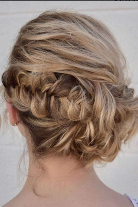 Beautiful Prom Hairstyles Bridal Updos Bridesmaid Updos Curly Hairstyles For Prom Cute Prom Hairstyles Cute Updos Hair Styles Stylish Hair Prom Hair Updo