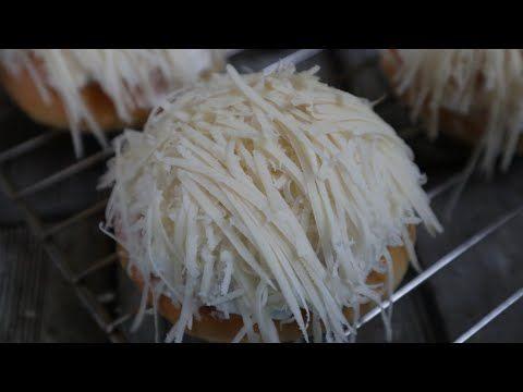Roti Keju Roti Jabrig Cheese Bread Dan Cara Membuat Isian Keju Youtube Keju Roti