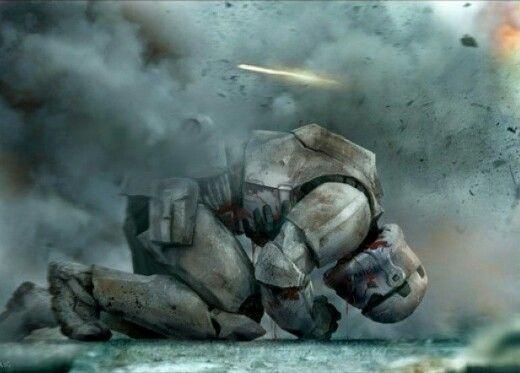 Star Wars Clone Wars Storm Trooper Battle Zone | Star Wars ...