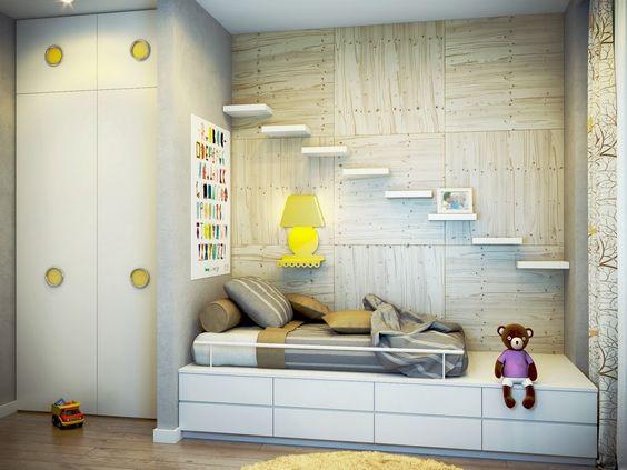 Cores para quarto infantil mais divertido! ~ Portal Design de Interiores