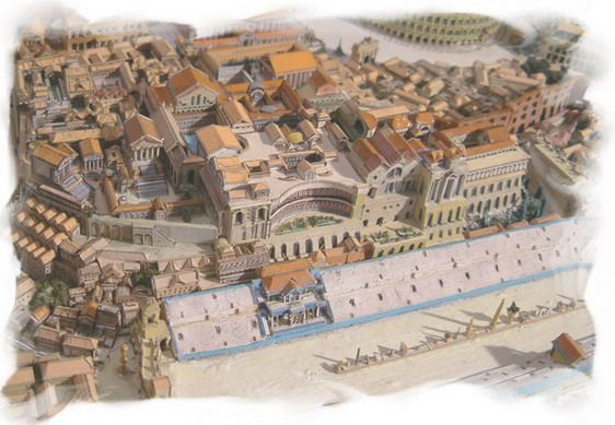 Forum Romanum 2 3D Anaglyph by yellowishhaze on DeviantArt |Forum Romanum 3d