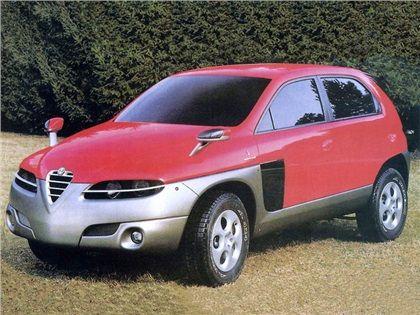1997 Alfa Romeo Sportut by Bertone
