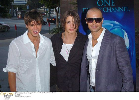 Andrew Lawrence, Matthew Lawrence, Joey Lawrence - Google ...