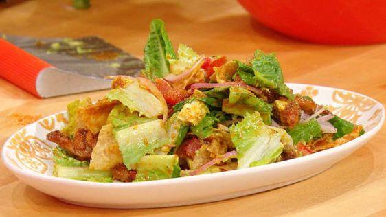 Chipotle Chicken Tortilla Salad