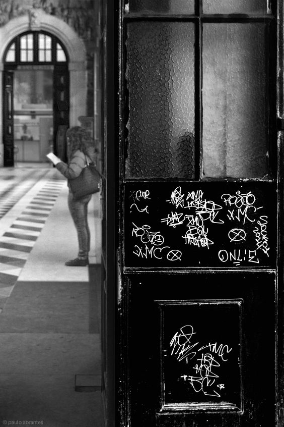 1X - Blank Page by paulo abrantes