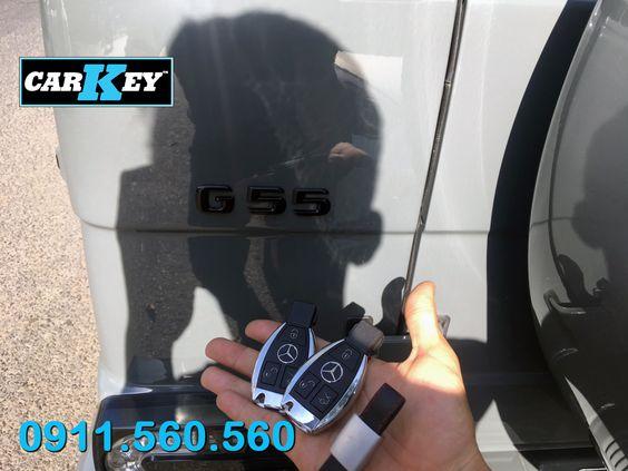 Chìa khóa ô tô Mercedes G55