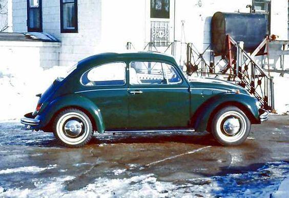 1968 Volkswagen Deluxe