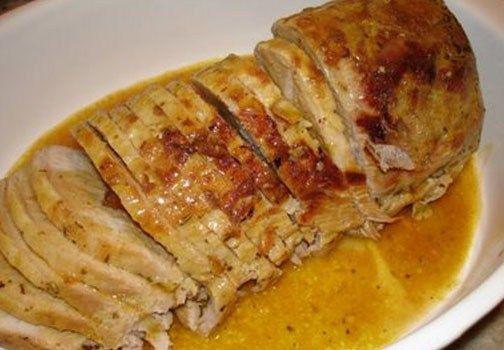 Arrosto di maiale: un secondo piatto di carne preparato dallo chef Daniele Persegani. Scoprite come preparare l'arrosto di maiale
