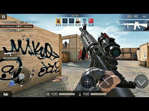15 Best Fps Games Like Counter Strike Android Ios Fps Games Fps Games