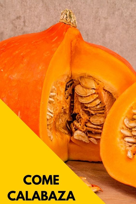 beneficios de comer calabaza