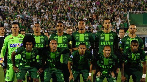 Equipe da Chapecoense: