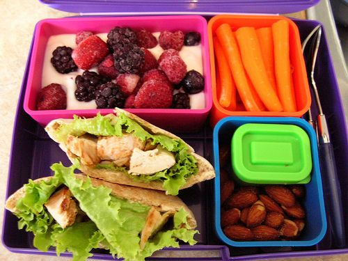 Healthy And Delicious Lunch Box For Kids Adults Alike