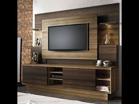 Top 40 Worlds Best Modern Tv Cabinet Wall Units Furniture Designs Ideas For Living Room 2018 Youtube Ide Ruang Keluarga Desain Ruang Tv