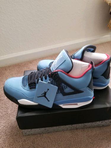 Air Jordan Retro 4 Travis Scott \