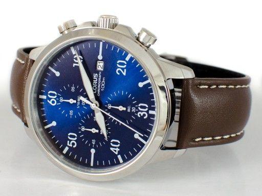 Zegarek Meski Lorus Chronograph Rm353ex9 7497701408 Oficjalne Archiwum Allegro Chronograph Accessories Omega Watch