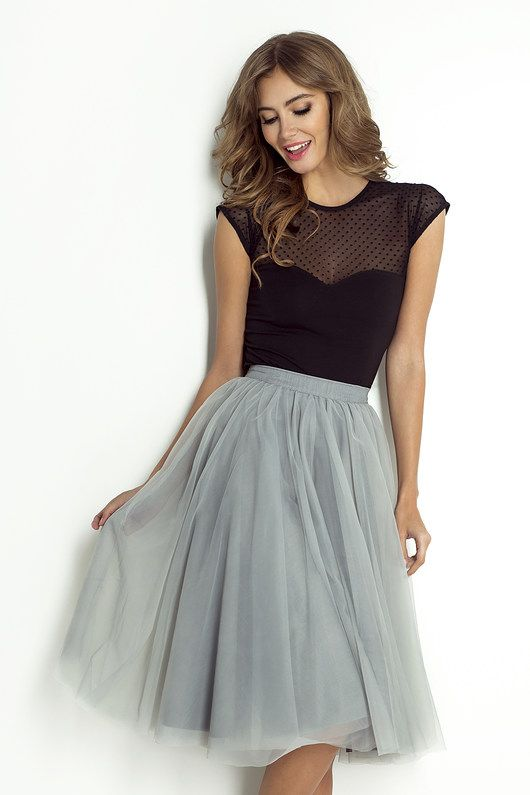 Spodnica Yasmine Szary Pakamera Pl Fashion Dresses Fashion Bridesmaid Dresses