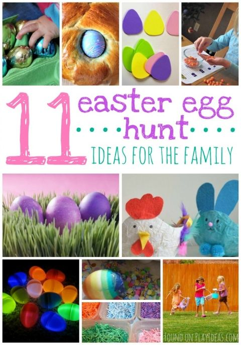Easter Egg Hunt Ideas Awesome Spring Fun 101 Pinterest
