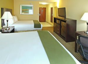 Holiday Inn Express Hotel Suites Carthage Tx United States