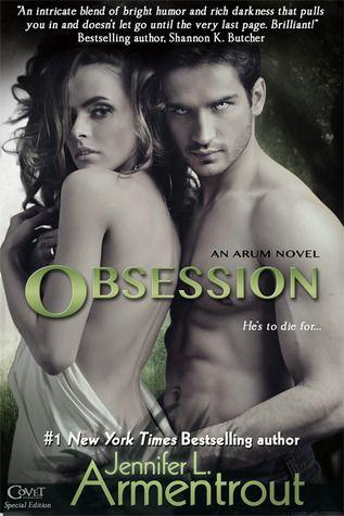 Obsession - An Arum novel