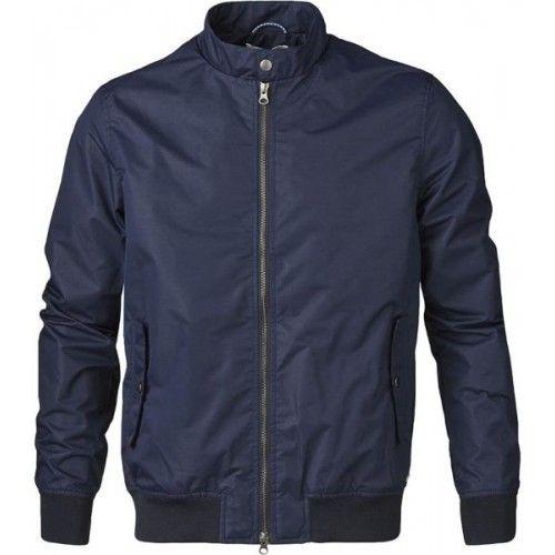 Knowledge Cotton Apparel Herren Functional Bomber Jacket Jacke Polyester wasserdicht winddicht atmungsaktiv
