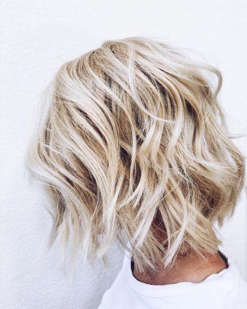 31 New Fresh Short Blonde Hair Ideas For 2020 Cool Hair Color