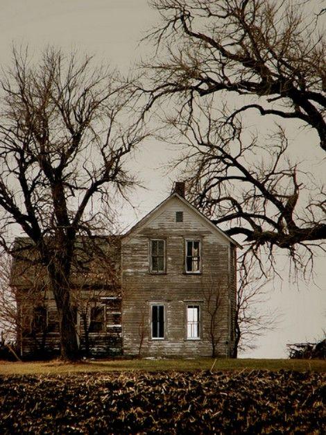 Fotos de casas abandonadas: