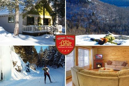 coupon from Le Village Suisse Travel