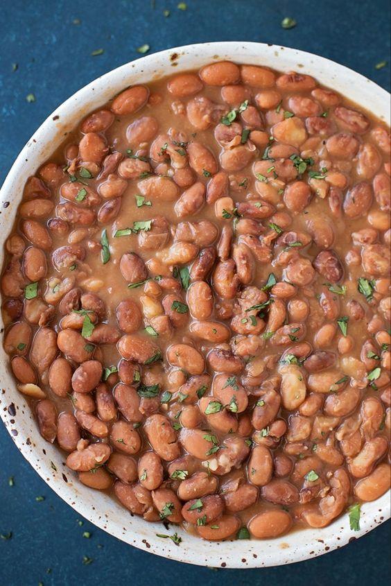 No Soak Instant Pot Pinto Beans