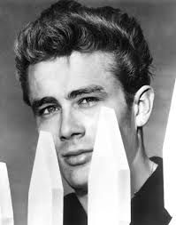 James Dean  in a promo shoot for East of Eden