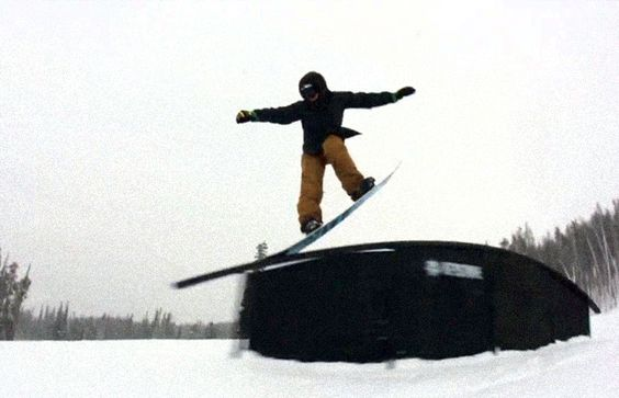Blake Axelson, Grant Giller, Red Gerard, Wylie Adams, Kai Wiggins, and Brendan Hart of the Mobbin crew, coming to you out of Aspen, show you how to hit rainbow rails at Keystone and the jump-line at Breckenridge!