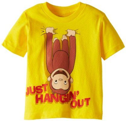 curious george shirt wade s birthday ideas
