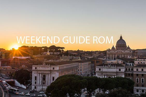 Guide für deine Rom Reise