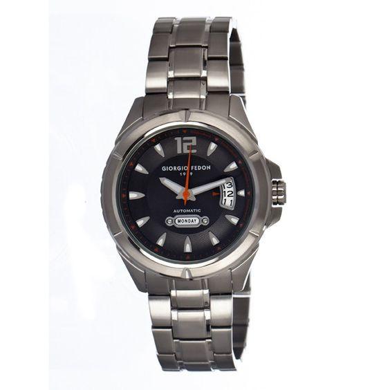 Giorgio Fedon 1919 Gfad001 Mechanical Ii Mens Watch