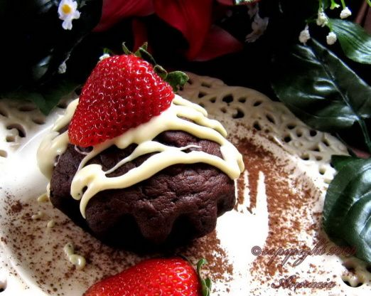 Little Chocolate Pound Cake For Two Recipe - Food.com