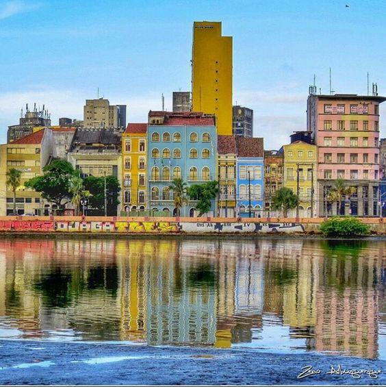 Cais de Santa Rita - Recife
