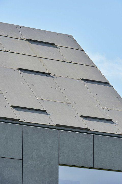 Swisspearl The 5th Facade Roof Panels Swisspearl Fiber Cement Cement Panels