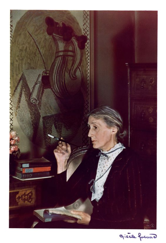 Virginia Woolf: Muses, It Women | The Red List: