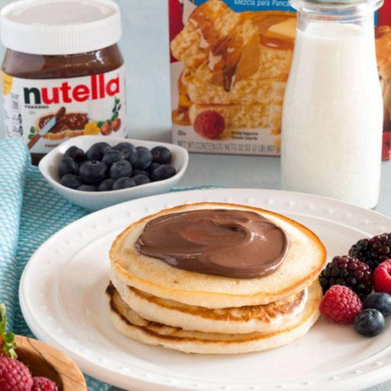 8 datos curiosos que no sabías acerca de la Nutella - http://paraentretener.com/8-datos-curiosos-que-no-sabias-acerca-de-la-nutella/
