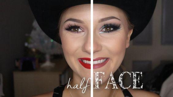 Western Pleasure vs. Horsemanship Make-up: video tutorial by Horse Show Beauty
