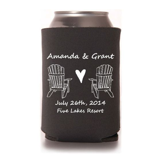 Adirondack Chairs, Wedding Koozies And Nautical On Pinterest