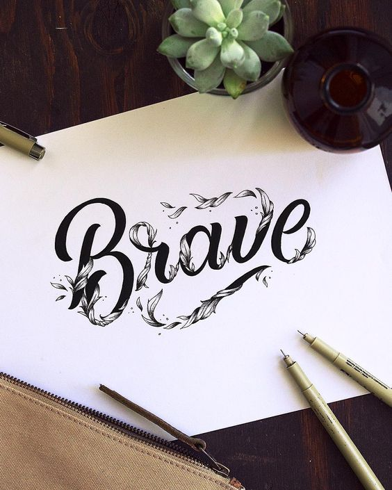 Brave by Brianna Ailie