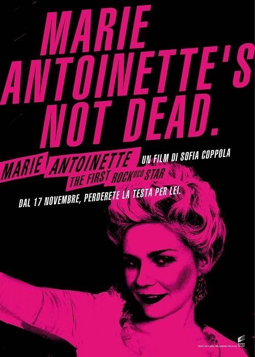 Poster - marie-antoinette Photo