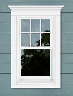 Outdoor Window Trim Windows Exterior Window Trim Exterior