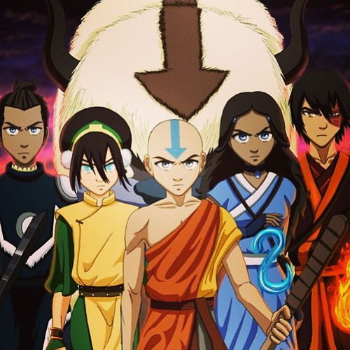 The Last Airbender Team Avatar: Avatar, Zuko And Team Avatar On Pinterest