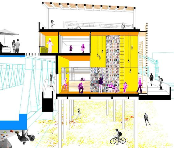 HIC*: Pau Villalonga | Vivero de empresas-residencia cooperativa en Sants